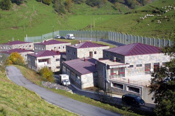 Centro de internamiento de menores de Zumarraga.