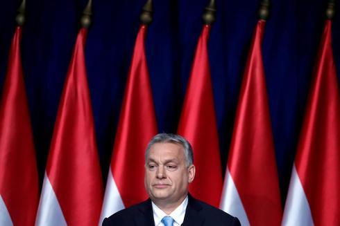 Viktor Orban pronuncia el discurso sobre el estado de la nación.