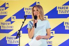 Dos mujeres para frenar a la ultraderecha en Estonia