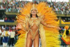 """Un cura en el Sambódromo: """"El Carnaval es igual que ver una escultura de una mujer desnuda"""""""