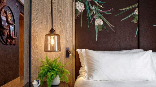 La nueva 'suite' vegana del hotel Hilton London Bankside, en la capital británica.
