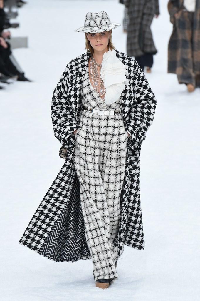 Desfile de Chanel· Semana de la Moda de París · Colección...