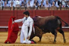Andrés Roca Rey recibe el premio Paquiro en Las Ventas