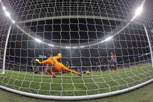 El estadio Wanda Metropolitano albergará la final de la Champions