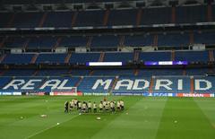 España se jugará el pase en el Bernabéu y el Wanda