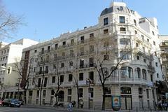 La 'milla de oro' de Madrid sigue siendo uno de las localizaciones preferidas en la capital.