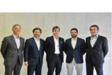Equipo directivo de Izilend, perteneciente a FS Capital Partners.