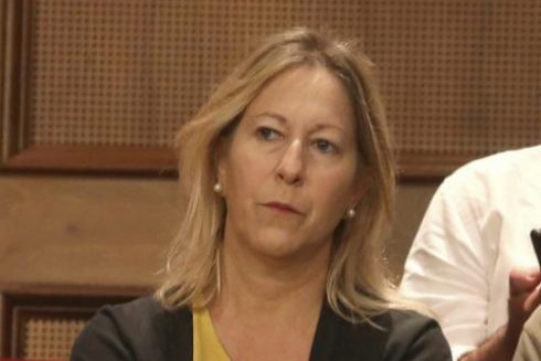 La ex consejera Neus Munté, en una imagen de archivo