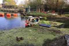 Los primeros barrios sin plástico de Londres