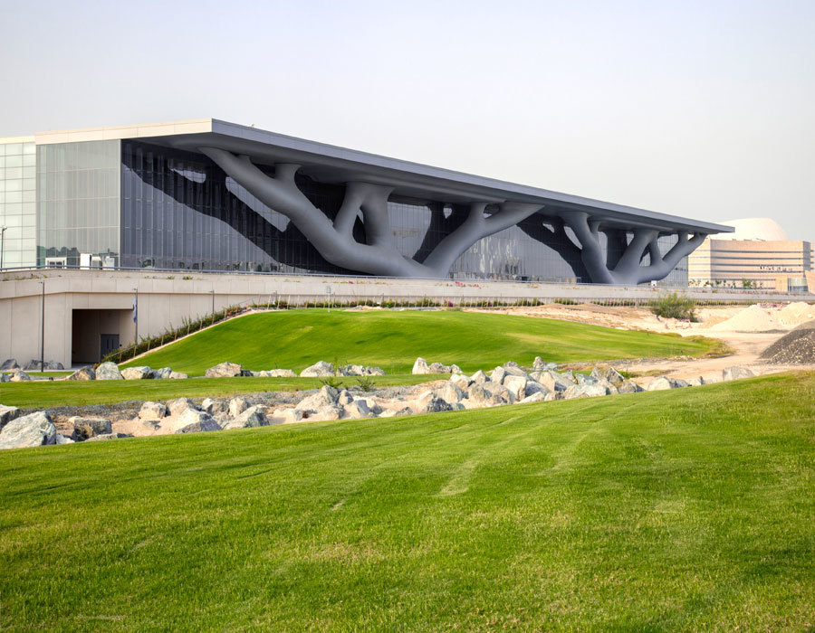 Qatar National Convention Center, en Doha
