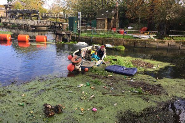 Nacen los primeros barrios sin plástico de Londres