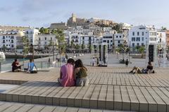 Puerto de Ibiza.
