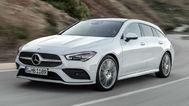 Mercedes CLA Shooting Brake: el deportivo familiar que llegará en septiembre