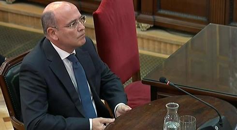 """El jefe policial en el 1-O: """"Puigdemont dijo que un mandato judicial no podía pisotear los derechos de los ciudadanos"""""""