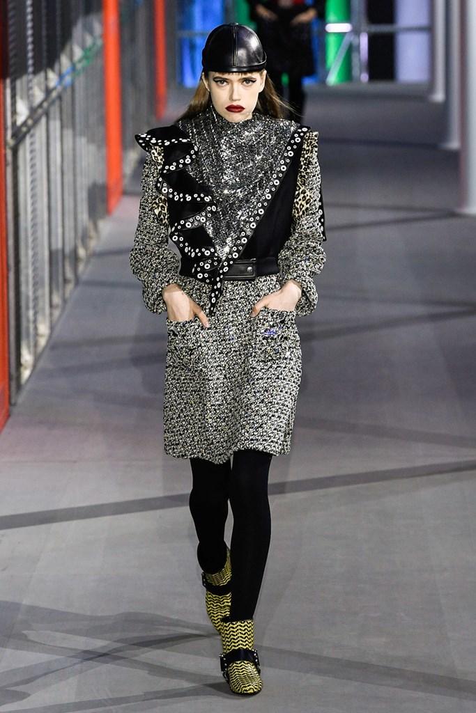 Desfile de Louis Vuitton· Semana de la Moda de París · Colección...