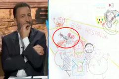 Dibujan a Santi Vila como una rata en TV3