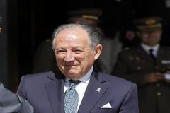 El general Félix Sanz Roldán, director del CNI.