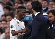 Champions League - Round of 16 Second Leg - Real Madrid v Ajax Amsterdam