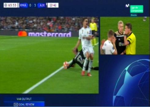 El polémico gol de Tadic que sentenció al Real Madrid