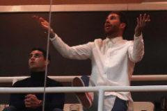 Y, mientras, Sergio Ramos grabando su documental