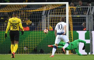El Tottenham avanza a cuartos de final con paso firme