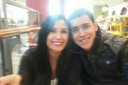 Óscar Gutiérrez y Diana Acevedo.
