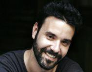 El actor Miquel Fernández, un'o de los intérpretes de 'El embarcadero
