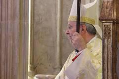 El obispo Sebastià Taltavull.