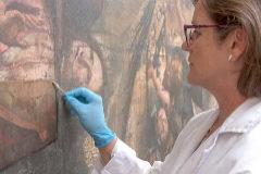 Taller Abierto invita a conocer de cerca la restauración de la obra de Gustavo Bacarisas