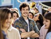Miki Nuñez en una imagen promocional del videoclip de La venda