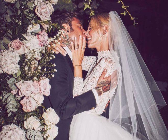 Su boda fue un acontecimiento en Instagram