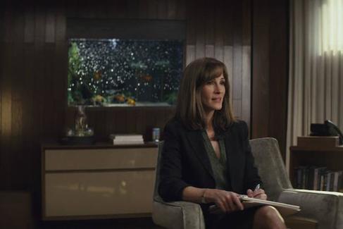 Julia Roberts, en la serie 'Homecoming'.