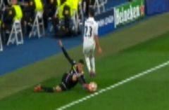 El VAR concedió el gol de Tadic que sentenció al Madrid