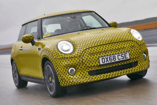 Mini Cooper SE: eléctrico 'made in' Oxford