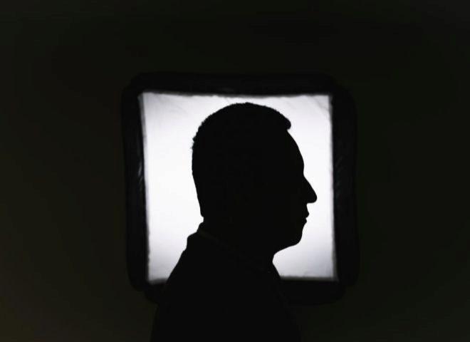 El padre de la familia solicitante de asilo, en una imagen tomada en España.