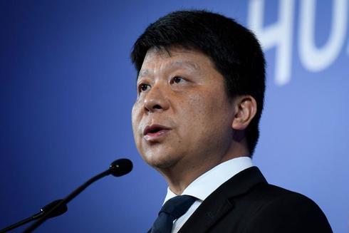 Guo Ping, presidente rotativo de Huawei, explica los motivos de la demanda.