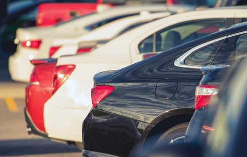 El 63,2% de las ventas de coches usados fue con motor diésel.