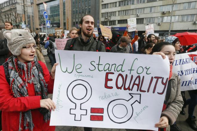 Mujeres antes y despues del feminismo