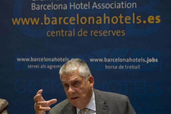 Jordi Clos en una imagen de archivo