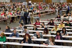 Examen de una OPE anterior de Educación.