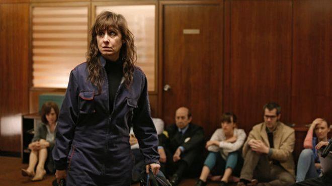 Nathalie Poza: Mi personaje da miedo porque no tiene un