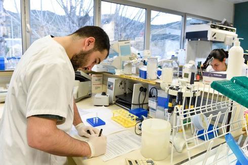 Laboratorios del Instituto de Investigación del Sida IrsiCaixa de...