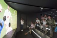 Pasar la ITV, hacer yoga o ver el fútbol en El Corte Inglés: así es su nuevo concepto de gran almacén