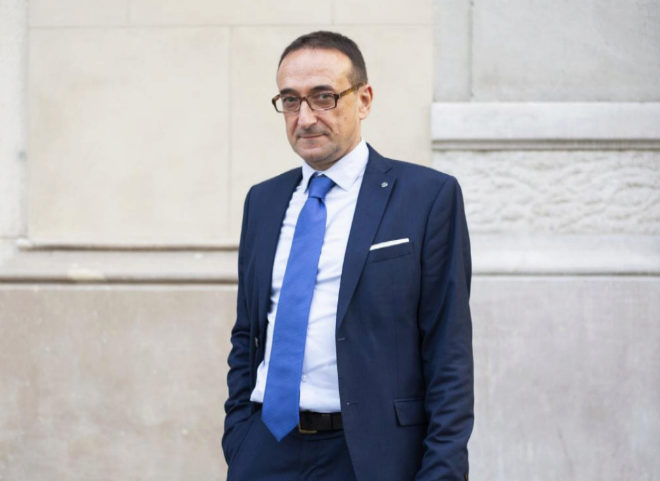 Josep Maria Tamarit i Sumalla.