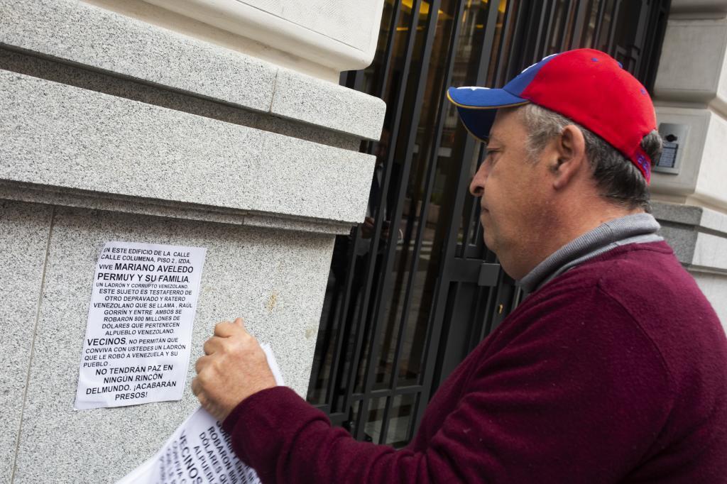 Venezolanos: una residencia de justicia
