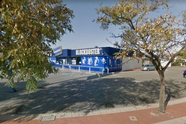 El Blockbuster de Morley, que cerrará el 31 de marzo, en Street View