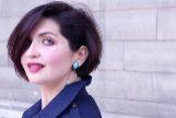 Sarah Zerbib, en una de las fotos de su web.