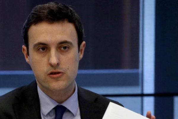 Jabier Larrañaga, diputado de Hacienda.