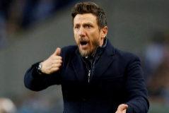 Di Francesco, destituido en la Roma tras el KO en Champions