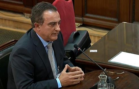 El ex comisario jefe de Información de los Mossos Manuel Castellví.